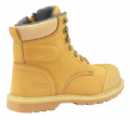 Black/Honey Boot with Scuff Cap & Side | Safety Footwear | www.millenniumsupplies.co.uk |